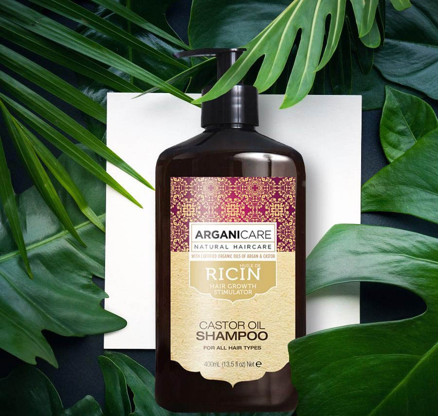 Avis Arganicare Shampooing accélérateur de croissance à l'huile de ricin Bio