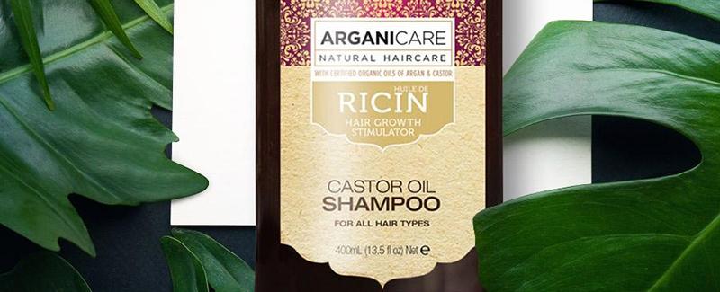 Avis et Comparatif Arganicare Shampooing accélérateur de croissance à l'huile de ricin Bio - Copy