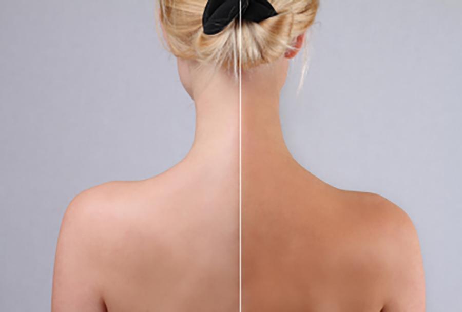 Comparatif Oenobiol Autobronzant Hâle uniforme et lumineux sans soleil